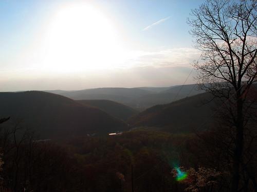 sunset mountains wv westvirginia hardycounty potomachighlands