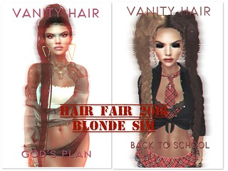 VANITYHAIR@HAIRFAIR2018 | by Tabata Jewell