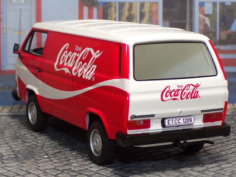 Coca-Cola - Minichamps