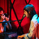 Thu, 08/11/2018 - 6:31pm - The Lemon Twigs Live at Rockwood Music Hall, 11/8/18 Photographer: Gus Philippas