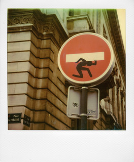 Clet Abraham (Lille)   by @necDOT