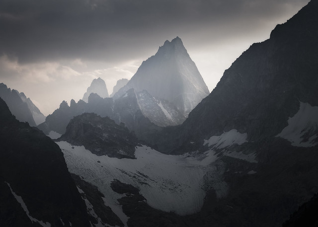 The NE Ridge