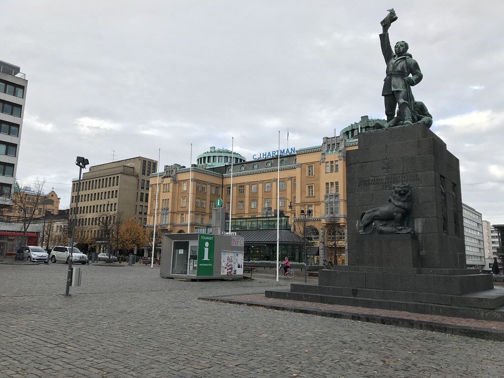 Vaasa Oulu Välimatka