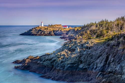 Phare de Swallowtail NB Canada - lighthouse | by paul-g-goyette-qc