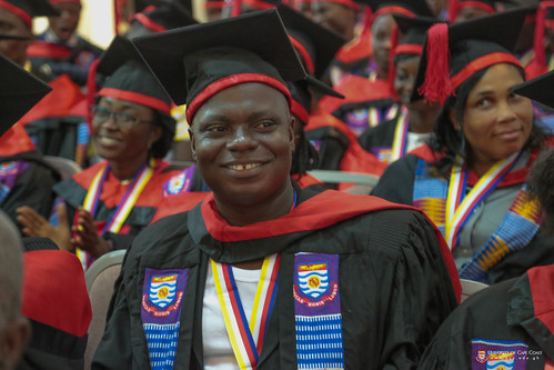 A cross section of Masters Graduants