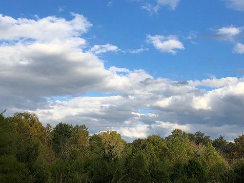 clouds autumn virginia centreville