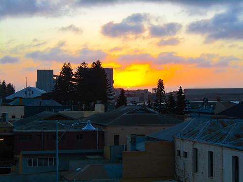 geraldton sunset westernaustralia