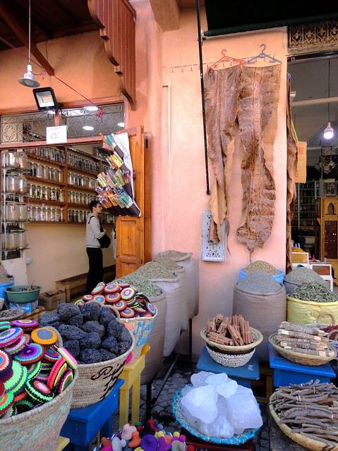 Marrakech - Suk