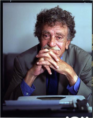 Kurt Vonnegut   by mike dialect