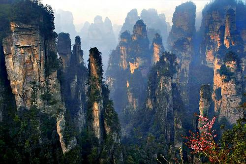 Zhangjiajie, China 張家界 後花園 | by hk_traveller