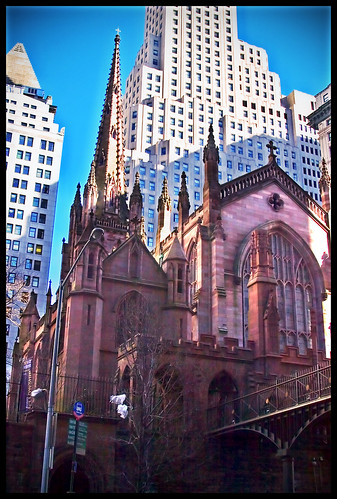 Trinity Church | by blhphotography