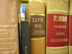 """""""Latin for Lawyers""""; """"2000 Famous Legal Quotations"""" 