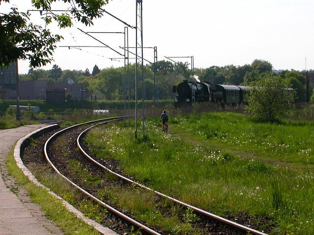 Wieliczka tourist train