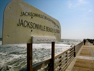 Jacksonville Beach, Florida | by The Rocketeer
