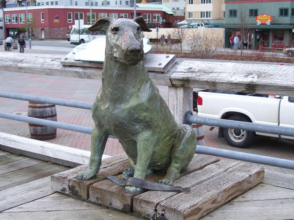 Patsy Ann Statue