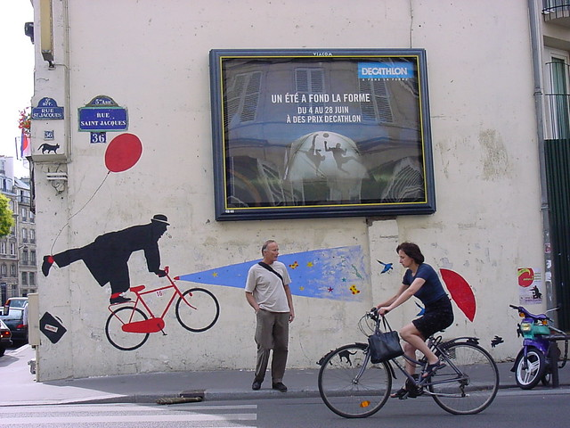 Némo à vélo : à fond la forme