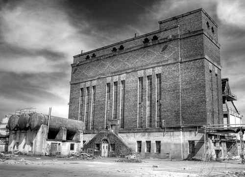 The old Boiler House | by mark_the_mole