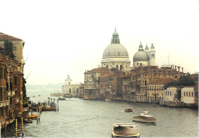 Towards mouth of Grand Canal