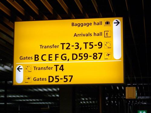 vertrek malpensa airport