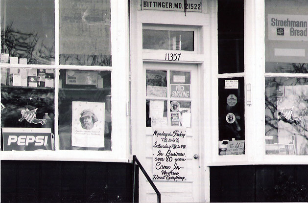 Buckel's Store, Bittinger