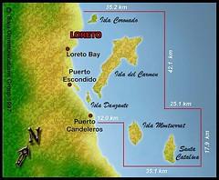 National Marine Park Boundaries Loreto Bay | by LoretoBay