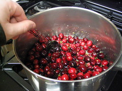 Making Cranberry Sauce | by ldandersen