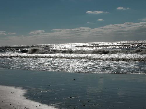 Eerie Beach | by Old Shoe Woman
