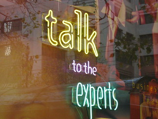 talk to the experts | by Mai Le