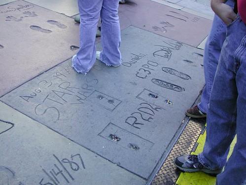 droid footprints
