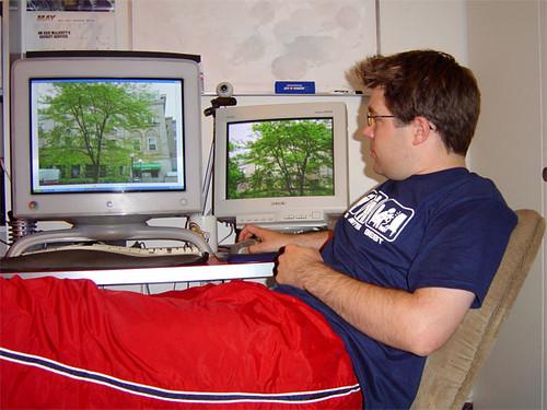 Lazy Geek | Yup, I'm a lazy geek sometimes  | Nick
