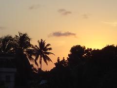 Lome sunset 2004