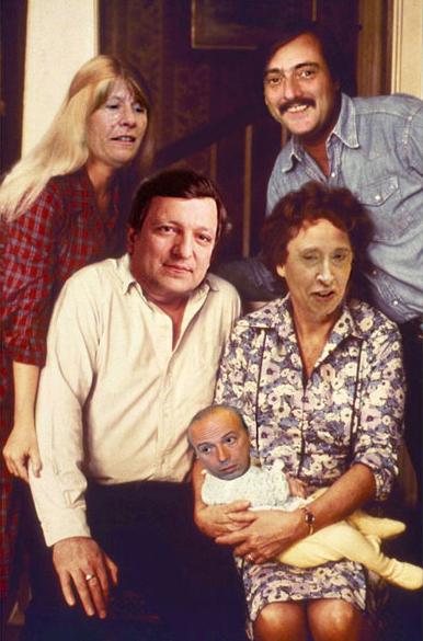 Uma familia às direitas