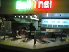 19Nov2004 Bali Thai: Indonesian Food and Thai food - 1