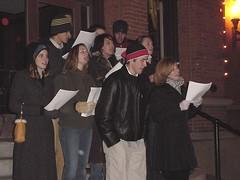 City Hall Carollers