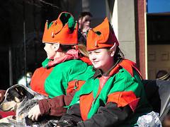 Lawrence Christmas Parade
