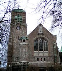 Swedish English Church