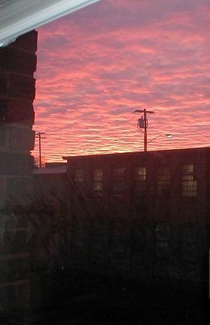 sunrise indianorchardmills studio dawn