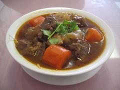 Sun05Dec2004 - Excellent Vietnamese food at Au Petit Cafe - 1