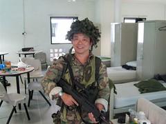 Platoon 7 bunk life