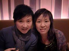 Frances & Sheta @ CWB 和民居酒屋