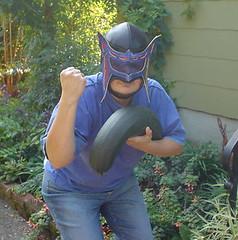 lucha libre del zucchini