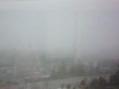 [Moblog] 雾