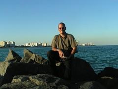 Me in South Beach Bay