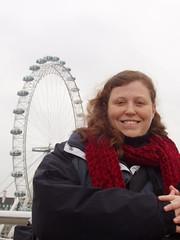 Valerie + London Eye