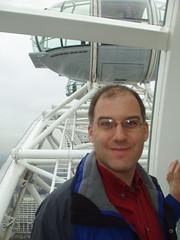 Jon in London Eye