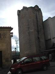torre octogonal de la Corredera en Úbeda