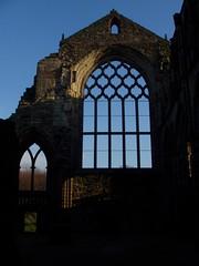 Abbey at Holyrood