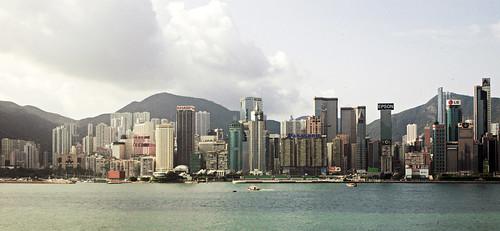 Hong Kong cityscape 1