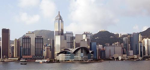 Hong Kong cityscape 2