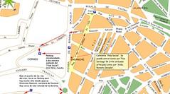 Plano de la Kedada de Diciembre de HispaPUG Galicia